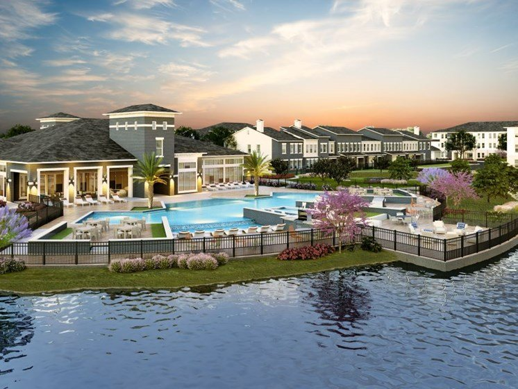 Details announced for The Canopy at Springwoods Village, the third luxury Multifamily Community by Fein in Springwoods Village