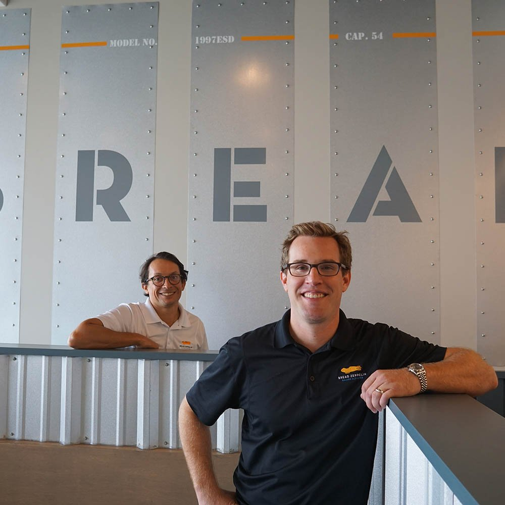 Avalanche Food Group is set to open its first Bread Zeppelin Salads Elevated in North Houston's Cityplace District