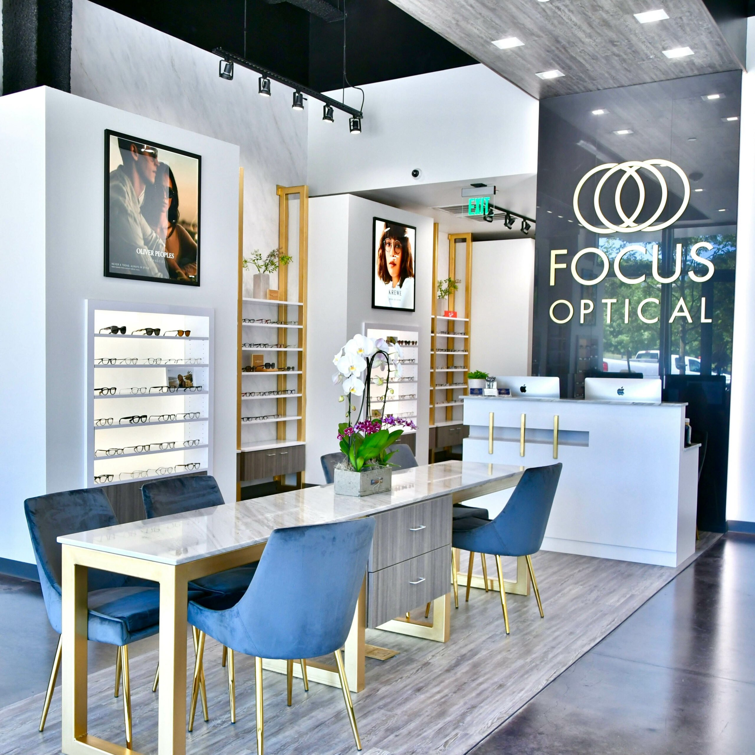 Plaza Retail Rollout begins at North Houston's City Place mixed-use District in Springwoods Village with Opening of Focus Optical