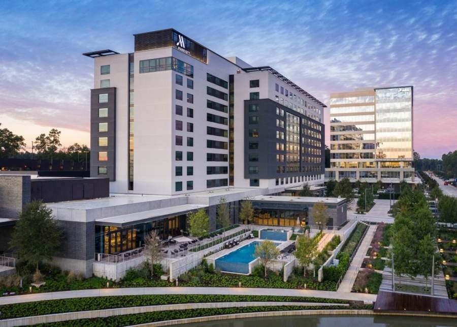 North Houston's growing City Place District signs on first financial Services Tenant; Edward Jones invests in the mixed-use Development with Street Level Branch Office