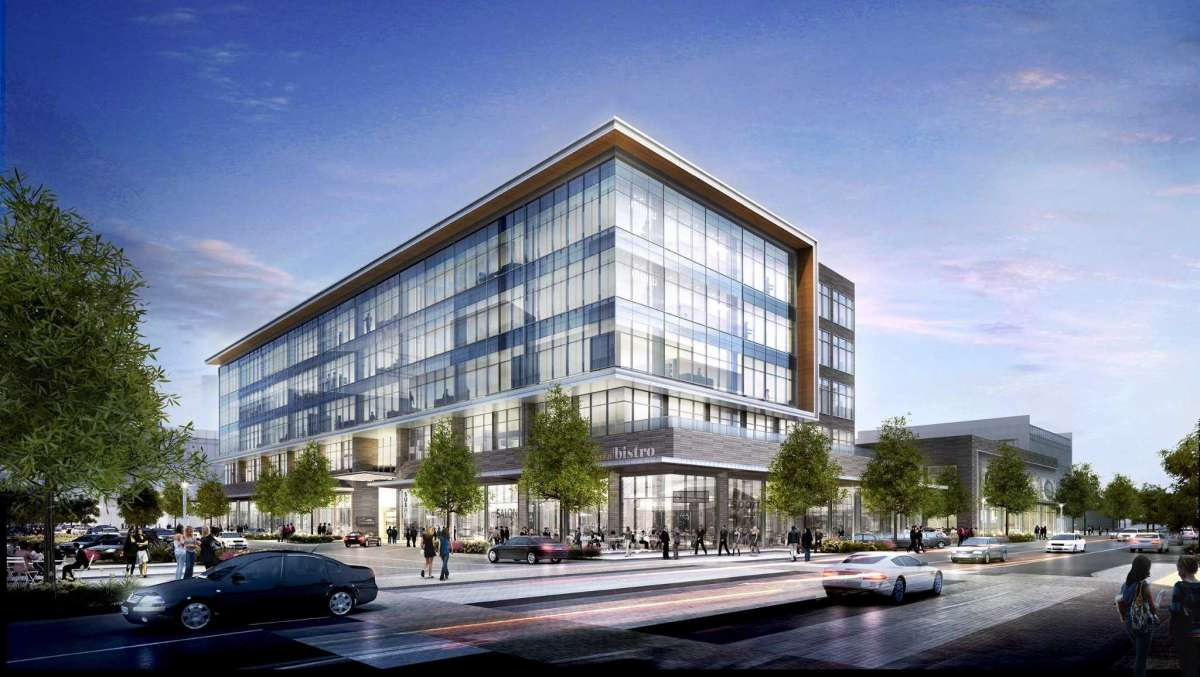 Patrinely Group announces first office lease at CityPlace 1 at Springwoods Village