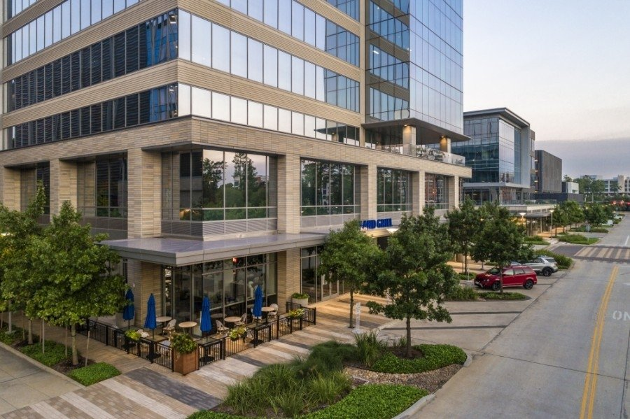 San Jose-based First Tech Federal Credit Union to add Texas branch at CityPlace Springwoods Village, the new home of HPE