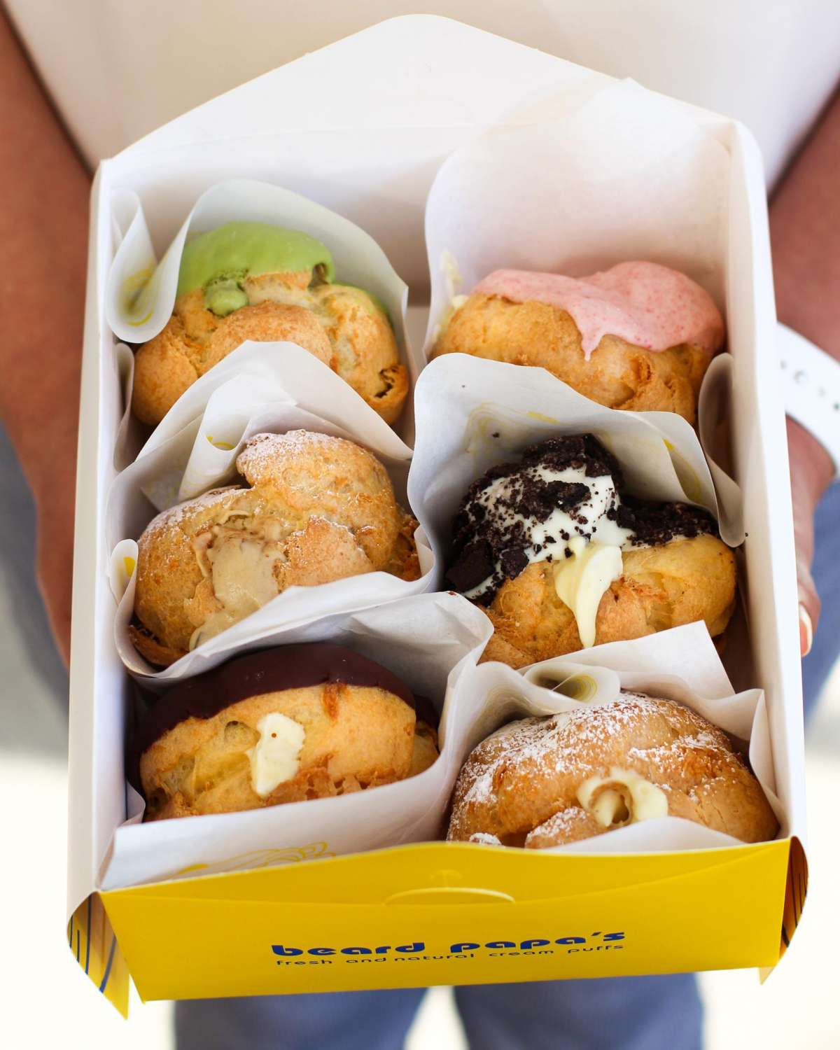 New Japanese pastry shop opening at The Market